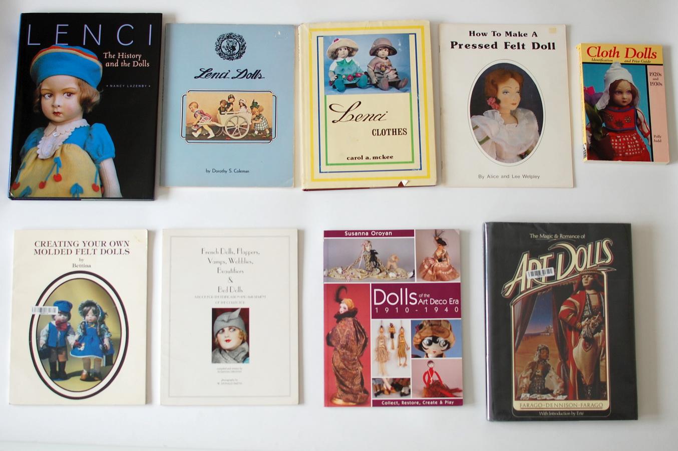 книги на тему антикварная будуарная кукла