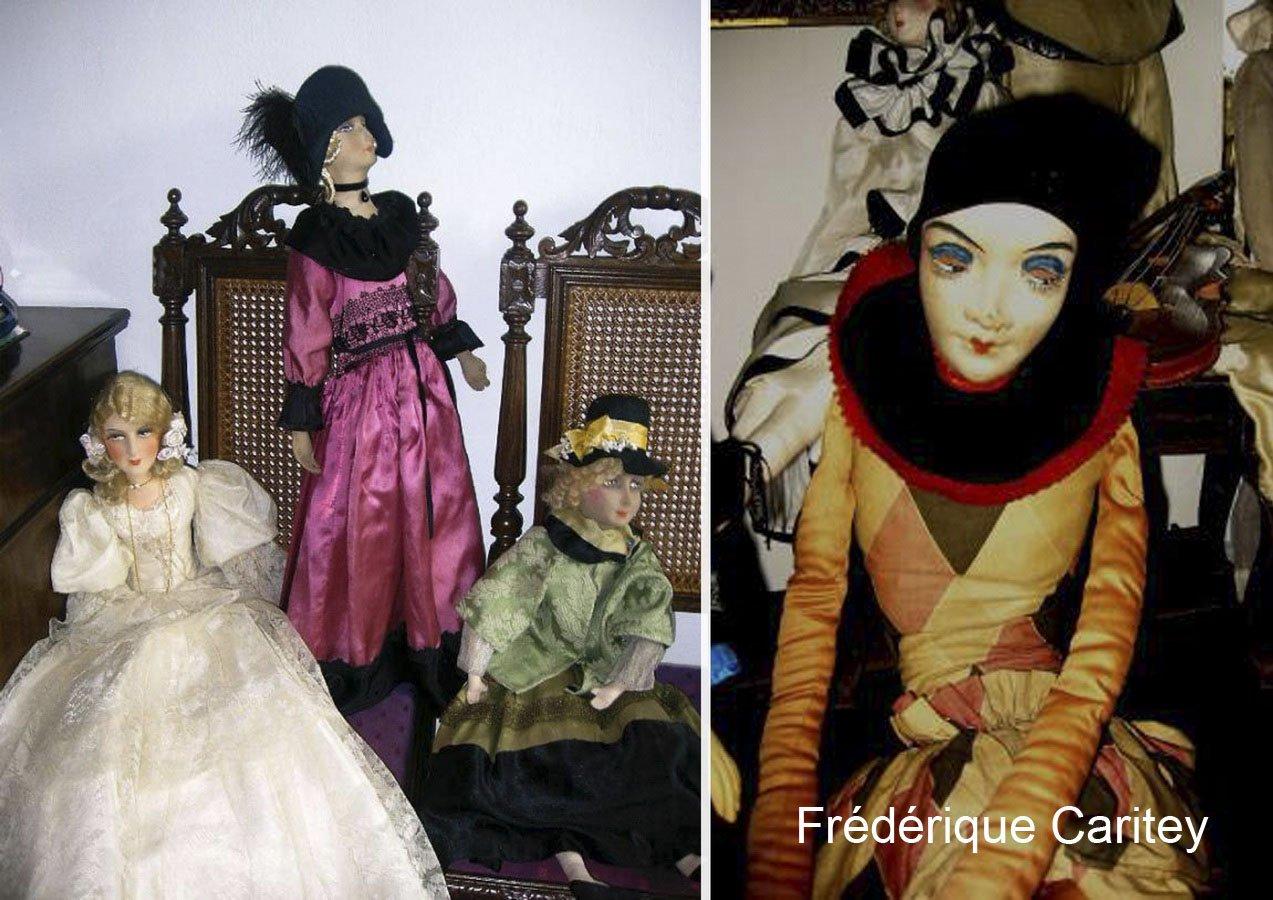 фото коллекции будуарных кукол