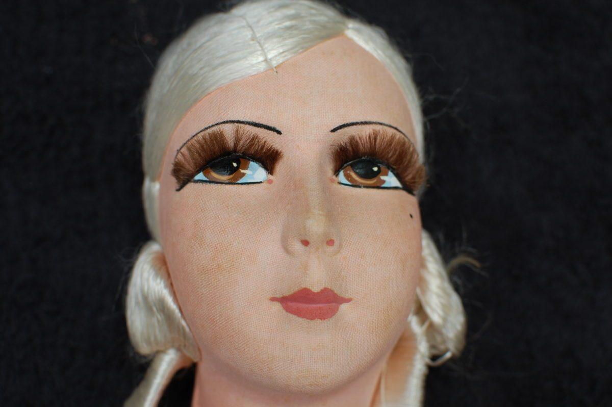 карие глаза роспись