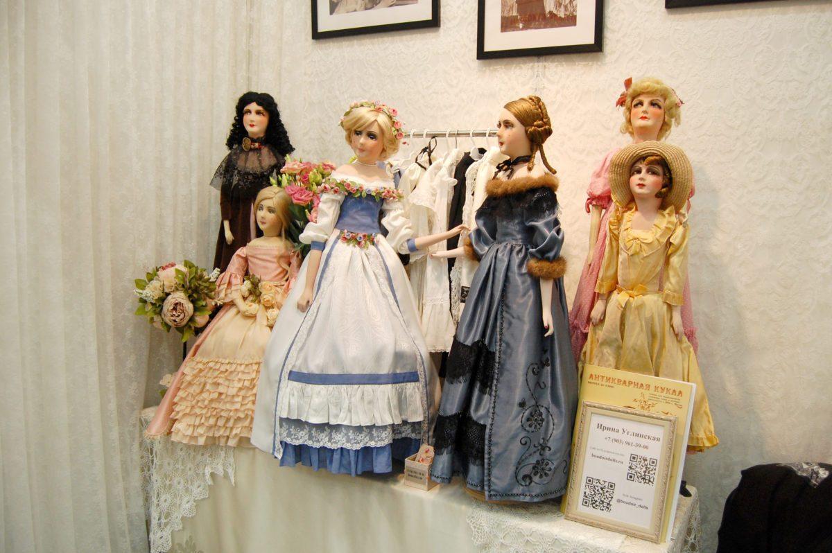 выставка кукол мосфеер 2018