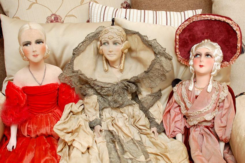 фото будуарных кукол
