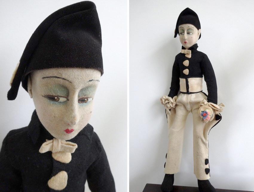 будуарная кукла Alma