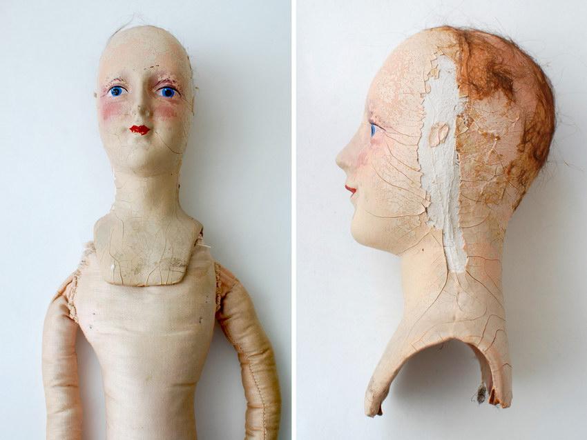 будуарная кукла Анита