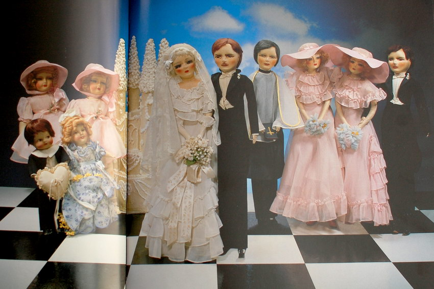 будуарные куклы Blossom