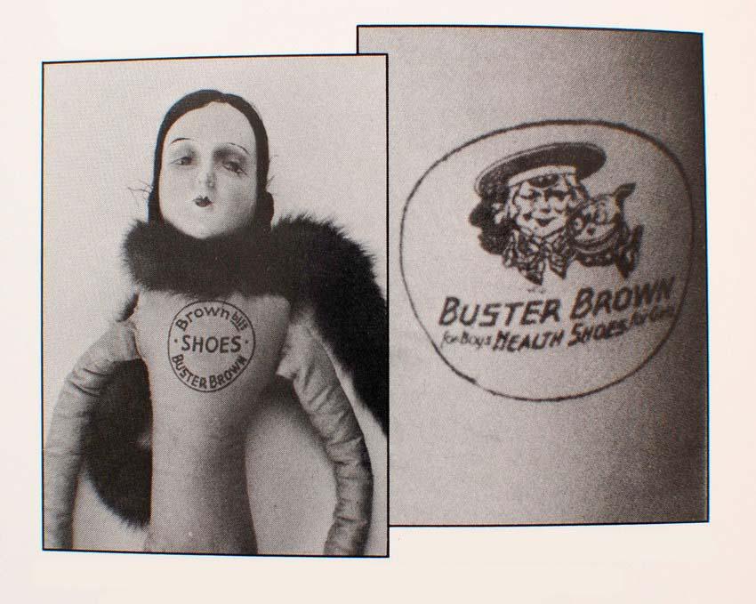 маркировка buster brown