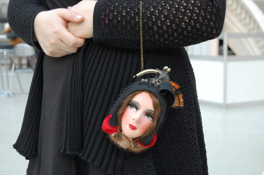 сумочка на цепочке