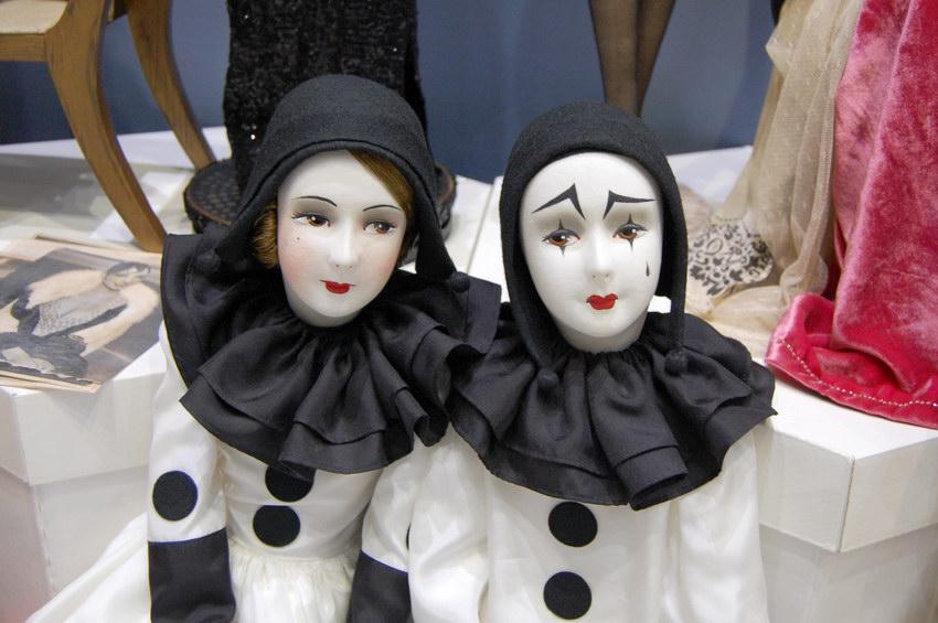 будуарные куклы