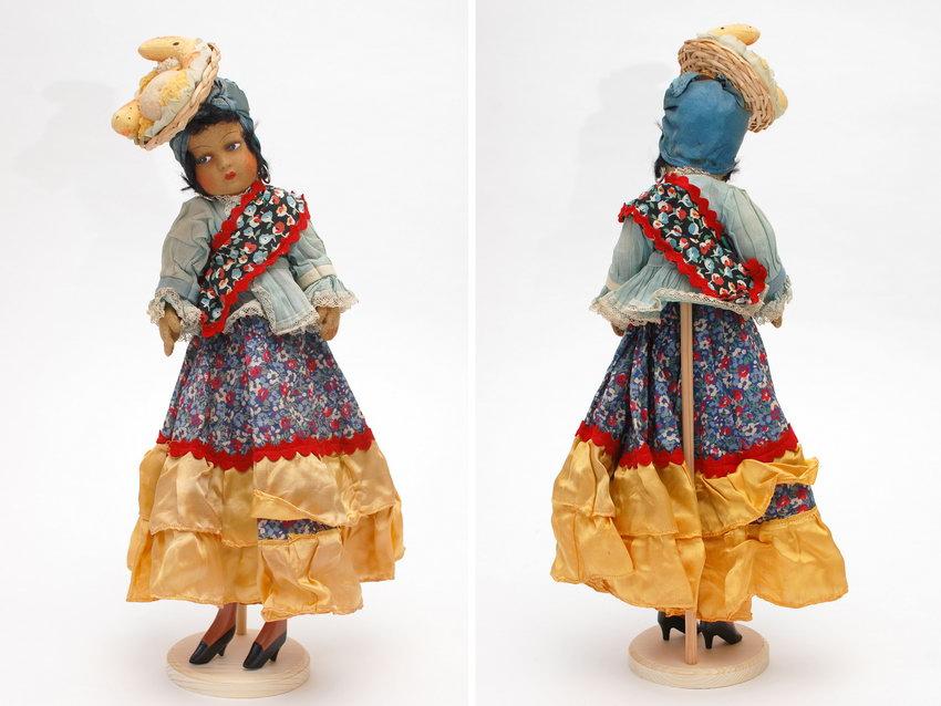 будуарная кукла Mariposa