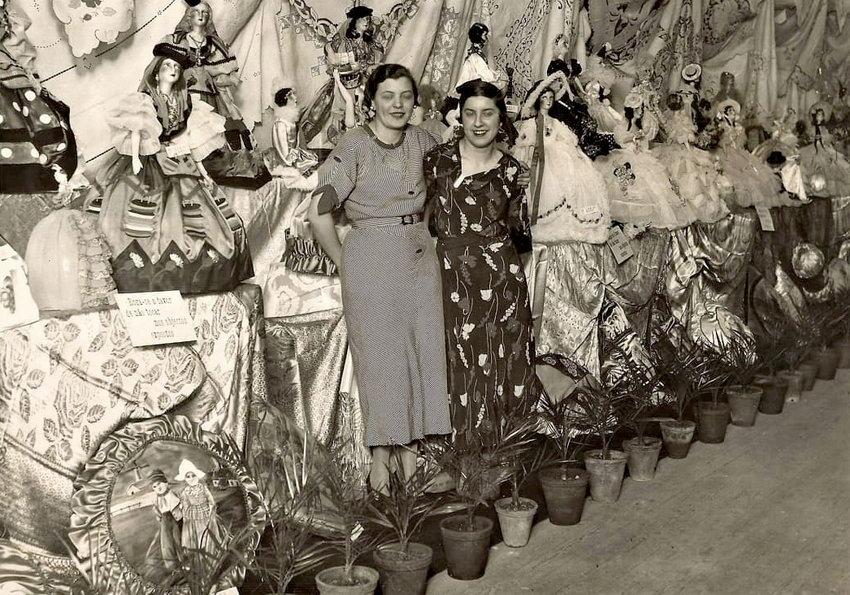 кукольная выставка 1930 год