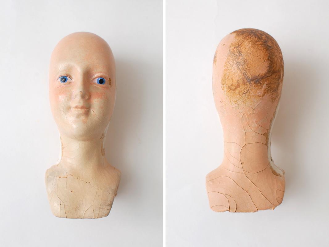 голова будуарной куклы Anita